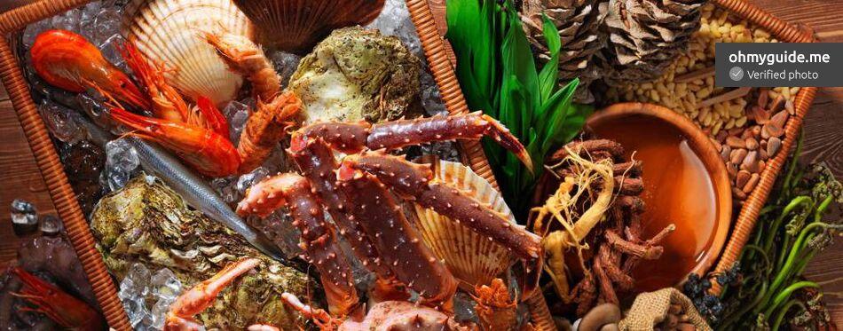 Морепродукты Владивосток