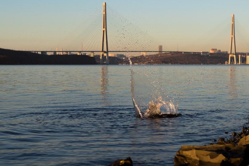 Русский мост Владивосток